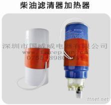 雙檔濾芯加熱器,濾清器加熱圈,柴油輔助加熱器,硅橡膠發熱片
