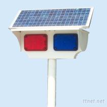 太陽能爆閃燈