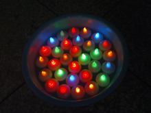 LED電子浮水蠟燭