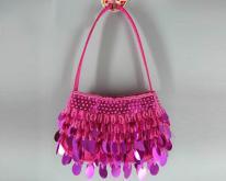 珠綉工藝手袋