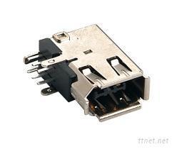 IEEE1394 6PIN DIP TYPE