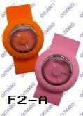 时尚硅胶手表 F2-A