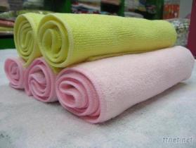 超細纖維吸水毛巾