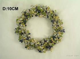 聖誕節裝飾品─花環