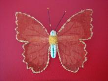 仿真蝴蝶─手工藝品