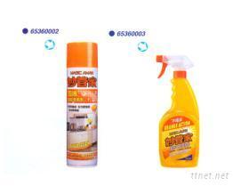 柑桔油厨房清洁剂