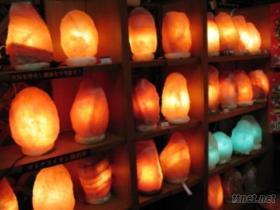 喜馬拉雅山結晶鹽燈