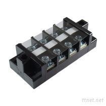 100A 連結式電木端子台/端子盤