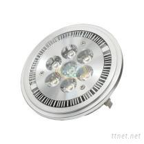 10W AR111 LED投射燈, LED燈泡