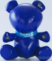 HIROKAWA搖滾熊熊喇叭(mp3喇叭)