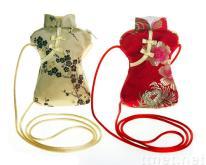 中國風旗袍手機袋