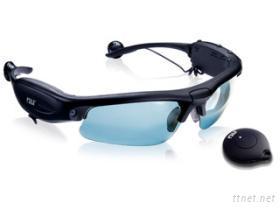 太陽眼鏡MP3 (抗UV400)