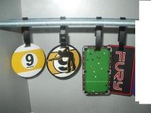 行李牌 - 台球 (桌球) 用品