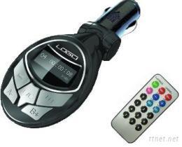 多功能車載MP3