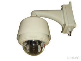 日夜兩用22倍高速球型紅外線網路攝影機