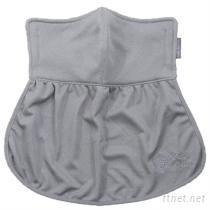 抗UV透氣護頸防曬口罩