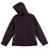男個性直版PRIMALOFT保暖防水外套