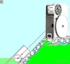 斜井自收缆水位传感器