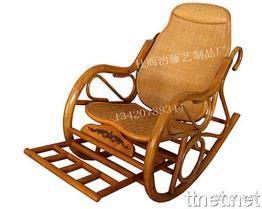 拆裝籐藝休閒椅