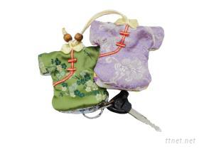 棉襖鑰匙包