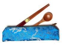 兒童環保筷套組(附筷子和湯匙)