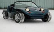 雪龍電動跑車