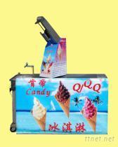 冰淇淋转化机