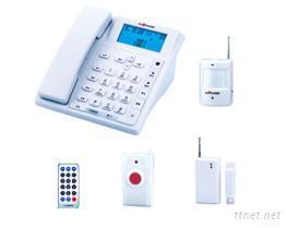全方位電話型智慧防盜系統