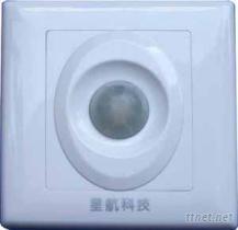 單火制可負載節能燈/白熾燈感應開關
