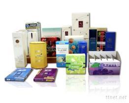 各式化妝品盒