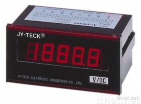 JY-TECK 數字顯示電壓表