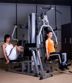 商用力量健身器材四方位綜合機