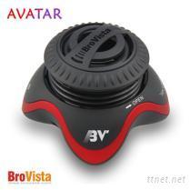 BroVista SP-027 阿凡達 免插電震撼迷你喇叭