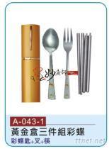不锈钢食具
