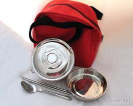 食具組附提袋