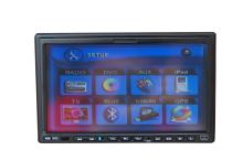雙錠車載DVD、GPS(帶藍牙、電視)