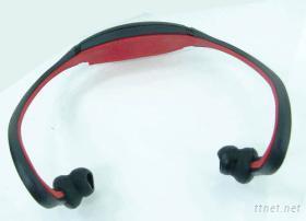 耳机式MP3随身听