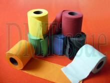 彩色染色衛生紙