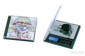 電子珠寶CD秤