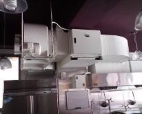 廚房排油煙靜電設備
