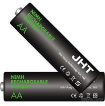 鎳氫筒型可充電電池- AA