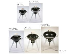 飛碟烤肉爐 (BBQ)