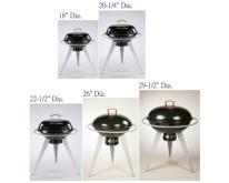 飞碟烤肉炉 (BBQ)
