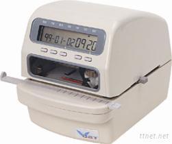 微電腦印時鐘