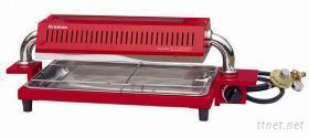 台式燃氣紅外輻射燒烤爐