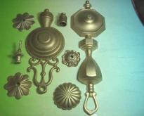 铜制灯饰零件