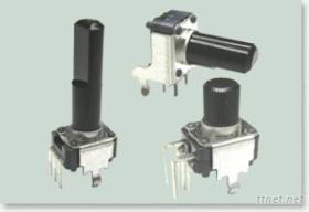 9型絕緣軸可變電阻(電位器)