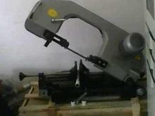 台灣小鋸床 強力型切管機 小型臥式帶鋸床 切管機 小鋸床