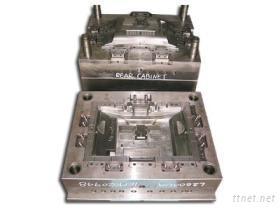 精密塑膠射出模具製造商-1EM020948