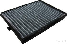 各式活性碳汽車冷氣濾網,粉塵過濾汽車冷氣濾網